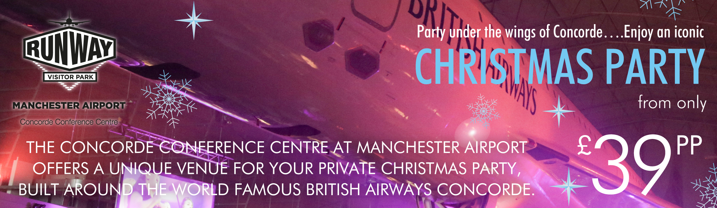 Private Christmas Parties